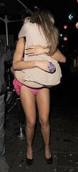 Layla Flaherty and Aura Nightclub