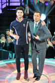Sam Robertson, Brian Dowling and Celebrity Big Brother