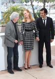 Philip Kaufman, Clive Owen and Nicole Kidman