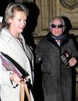 Sir David Jason, Gill Hinchcliffe and Royal Albert Hall