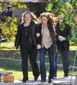 Jennifer Love Hewitt and Rebecca Field