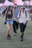 Alicia Silverstone, Christopher Jarecki and Coachella