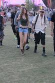 Alicia Silverstone, Christopher Jarecki and Coachella
