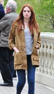 Karen Gillan, Doctor Who and Central Park