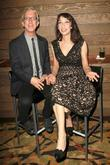 Andy Dick and Illeana Douglas