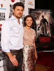 Karl Urban and Olivia Thirlby