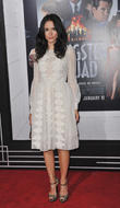 Abigail Spencer and Grauman's Chinese Theater