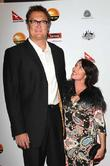 Anna Gare and Luc Longley