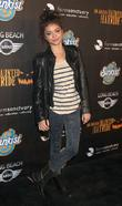 Los Angeles, Sarah Hyland, Annual Los Angeles Haunted, Hayride Vip Premiere, Night, Griffith Park and October