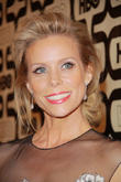 Cheryl Hines and Beverly Hilton Hotel