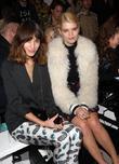 Alexa Chung, Pixie Geldof and London Fashion Week