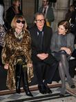 Anna Wintour, Bill Nighy and London Fashion Week