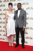 Michelle Ryan and Bashy