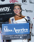 Miss America Mallory Hagan and Miss America Pageant