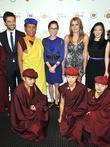 Dominic Cooper, Michelle Yeoh and Bafta