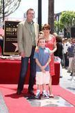 Atticus Shaffer and Patricia Heaton