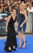 Noomi Rapace and Charlize Theron
