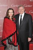 Leslie Zemeckis, Robert Zemeckis and Palm Springs International Film Festival Awards Gala