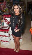 Nicole Polizzi and Candy Shop