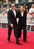 Jean Claude Van Damme and Empire Leicester Square