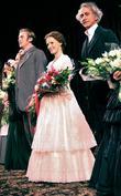 Dan Stevens, Jessica Chastain and David Strathairn