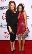 Amanda Righetti and Emmanuelle Chriqui