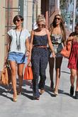 Frankie Sandford, Mollie King, Rochelle Wiseman and Vanessa White