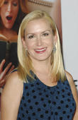Angela Kinsey and Grauman's Chinese Theatre