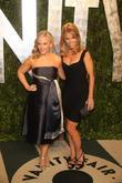 Cheryl Hines and Rachael Harris
