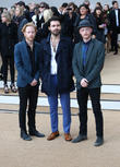 Simon Neil, Ben Johnston, James Johnston and Biffy Clyro