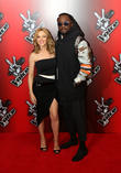 Kylie Minogue and Will.i.am