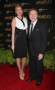 Kate Upton and Steve Lawrence