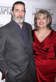 Ciaran Hinds and Debra Monk