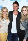 Lindsay Bushman, Mark Hapka and Spencer Locke