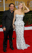 Johnny Galecki and Kelli Garner