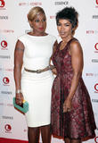 Mary J Blige and Angela Bassett