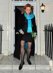 Sarah Ferguson Settles Phone Hacking Case