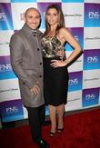 Charisma Carpenter and Mike Rossi