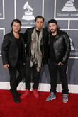 Sebastian Ingrosso, Axwell and Steve Angello