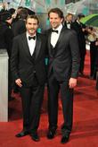 Joaquin Phoenix and Bradley Cooper