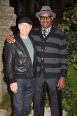 Patrick Stewart and Michael Dorn