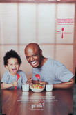 Taye Diggs' Son Stars In Got Milk? Advert With Dad