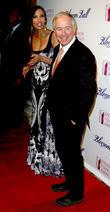 Padma Lakshmi and Stephen Schwarzman