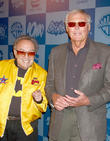 George Barris, Adam West and Batman