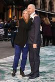 Patti Smith and Darren Aronofsky