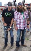 Luke Bryan and Willie Robertson