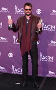 Eric Church And Chris Stapleton Lead Cma Awards Nominations
