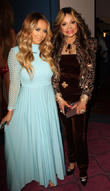Aubrey O'day and Latoya Jackson