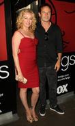 Virginia Madsen and Jason Isaacs