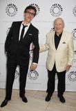 Mel Brooks and Robert Trachtenberg